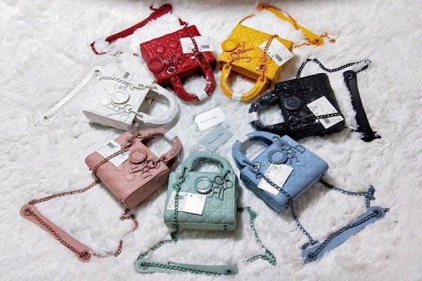 shop ví da và túi xách nữ ở Hà Nội