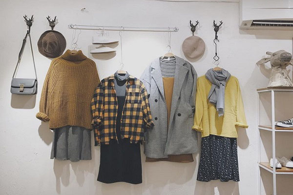 cửa hàng quần áo nam nữ đẹp giá rẻ tại hà nội