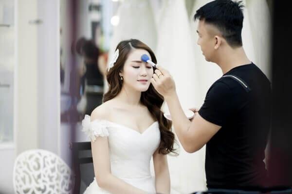 Trang điểm tại Vivian Phạm Makeup