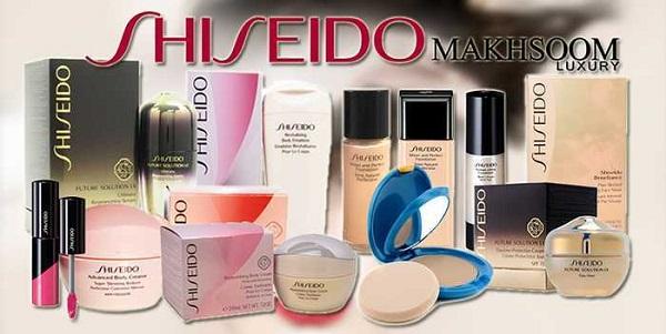 my-pham-Shiseido