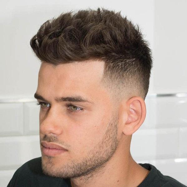 Những kiểu tóc nam đẹp nhất hiện nay