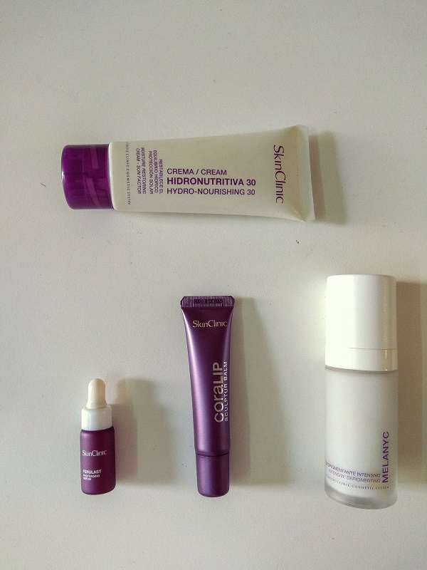 Một số sản phẩm của SkinClinic mình đã sử dụng